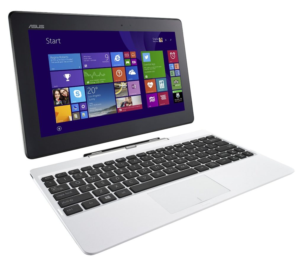 Asus Transformer Book T100 White
