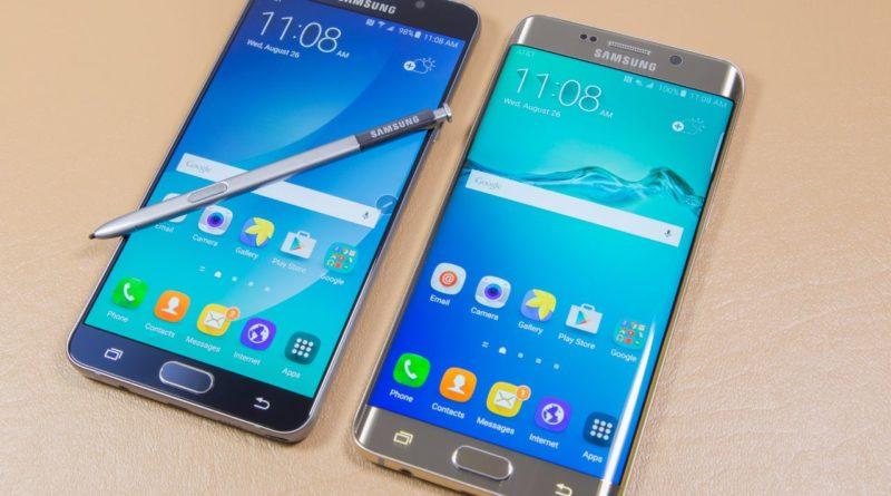 Обзор смартфона Samsung Galaxy Note 7