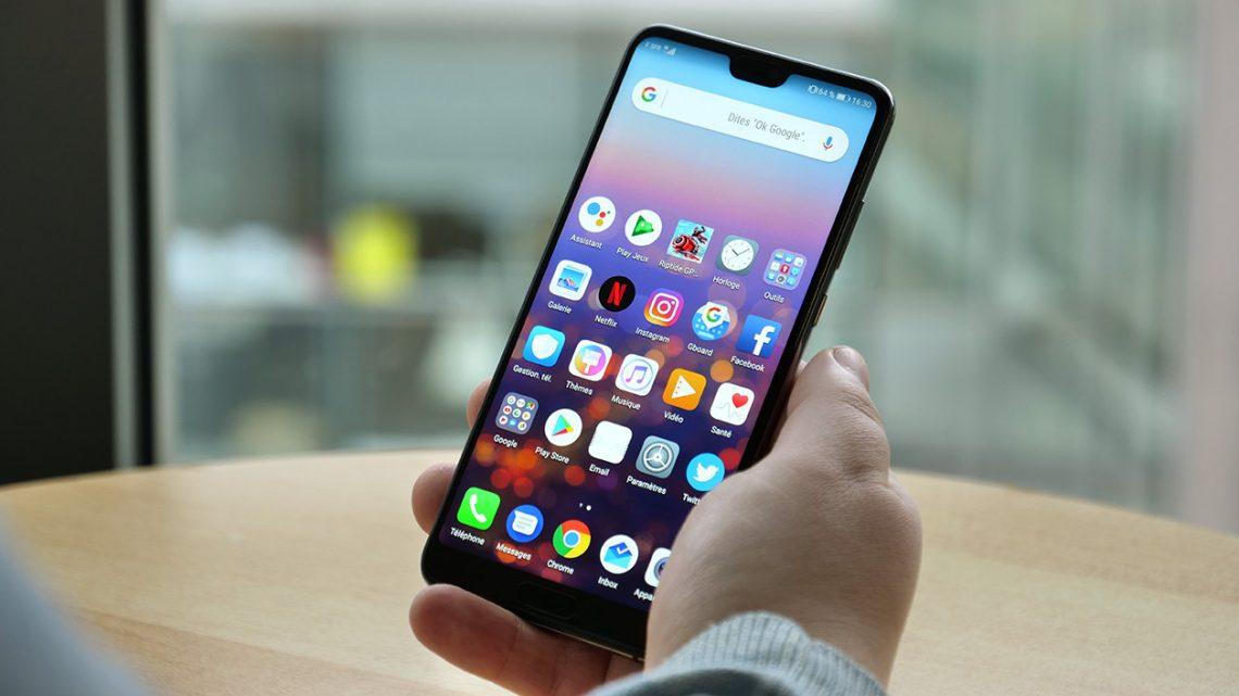 Huawei P20 – новый флагман из Поднебесной